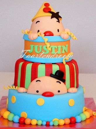 17 best Taart images on Pinterest Birthdays Food cakes and Mickey