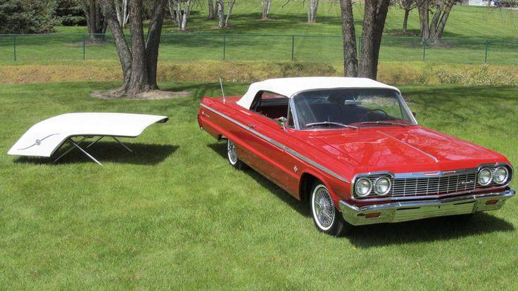 1964 Chevrolet Impala SS Convertible - 7