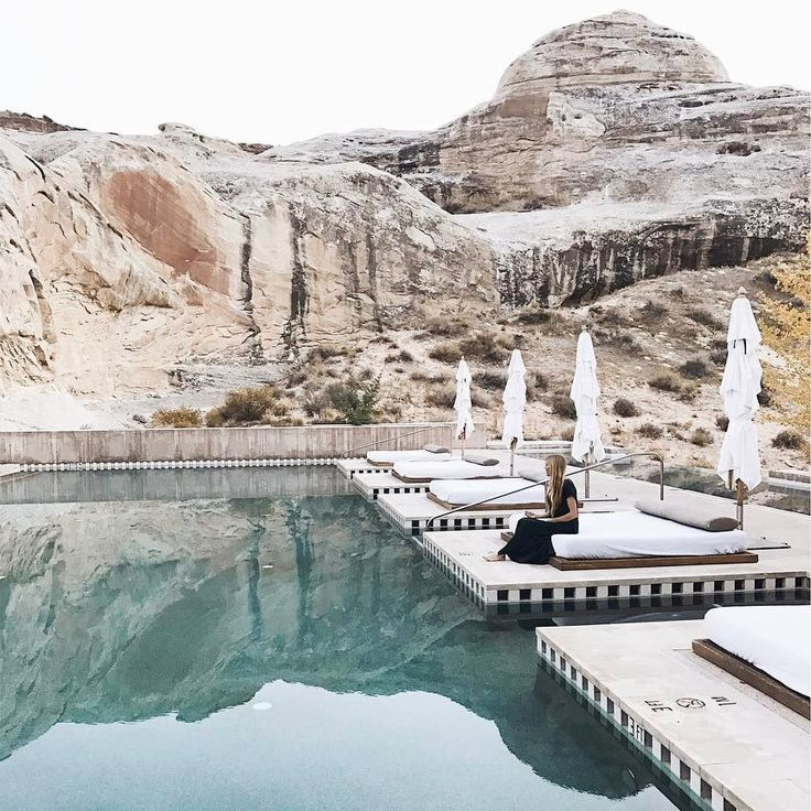 These five resorts and spas are the best places for a girls' trip. See them all here.