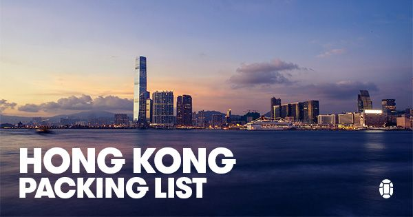 Whether you're headed to Hong Kong for business or pleasure, a week or a month, we've got your Hong Kong packing list. Read on for the complete run down.