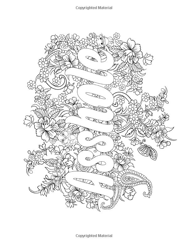 140 best Swearing coloring pages images on Pinterest ...