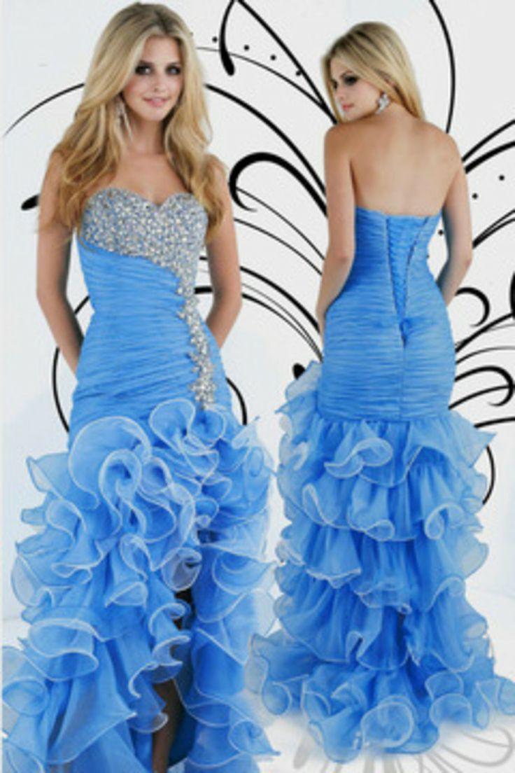Hi-Low Prom Dresses Under 100 – fashion dresses