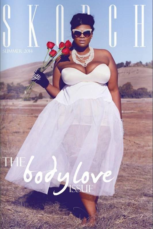 Plus Size Street Style SKORCH Magazine Blog - #1 Plus Size Street Style Magazine and Blog for Curvy Fashion