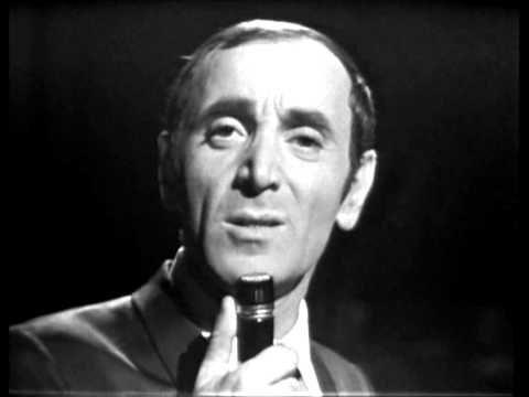 Charles Aznavour Et pourtant - YouTube