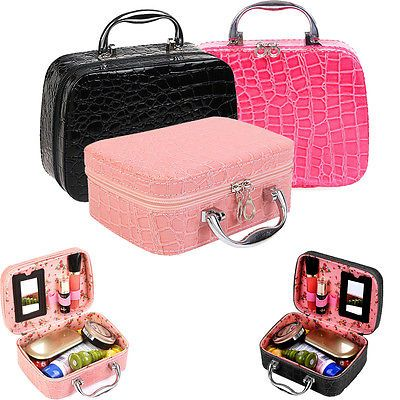 27 best 7 Makeup Bags Cases Travel images on Pinterest Pencil