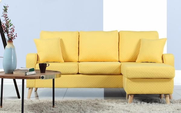1000 Ideas About Small Sofa On Pinterest Fabric