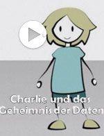 Filmclip in CC-Lizenz zur freien Einbindung! - Charlie und das Geheimnis der Daten
