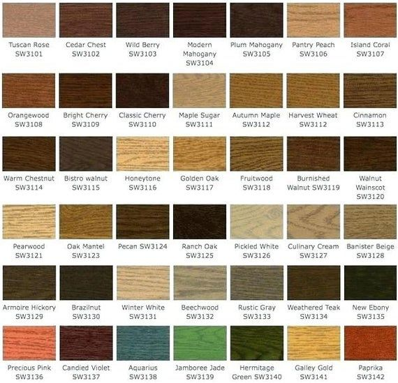 Wood Stain Colors Deck, Outdoor Wood Stain Colors