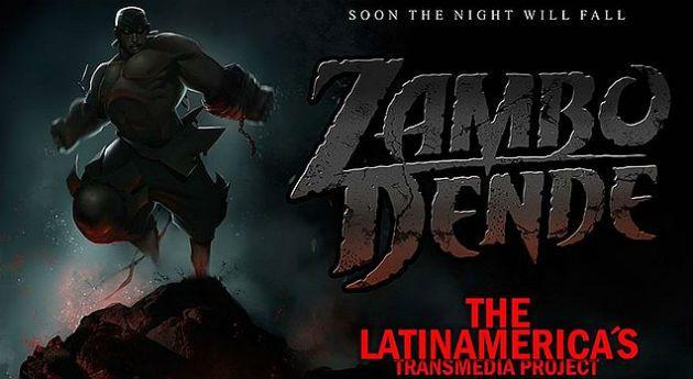 Colombianos de Disney apuestan por héroe latino. Zambo Dendé está basado en un cómic y podría ser el héroe latino de Disney.