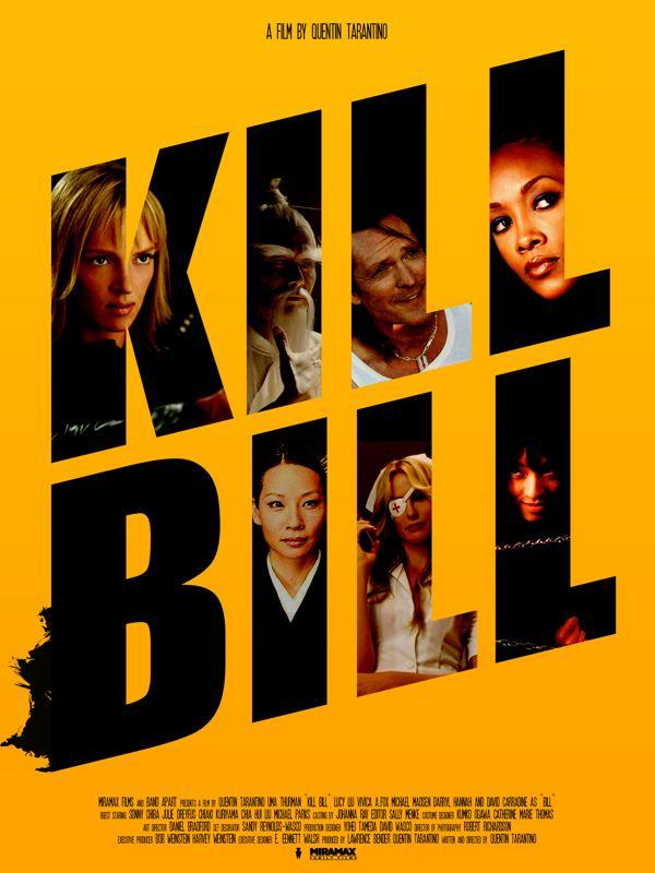 Kill Bill by Oliver Webley