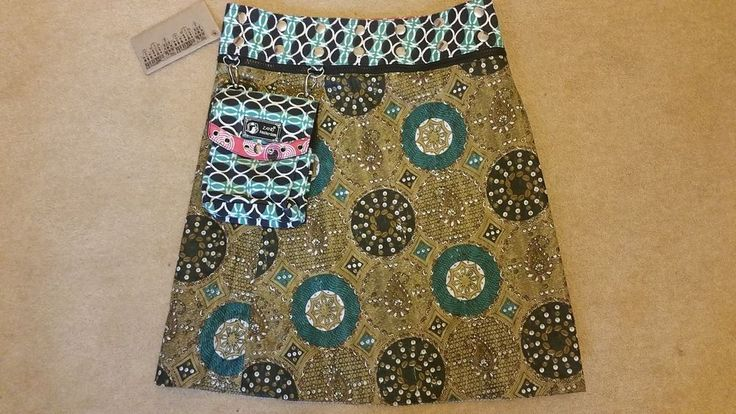 Reversible Zand Amsterdam fair Trade Skirt  | eBay