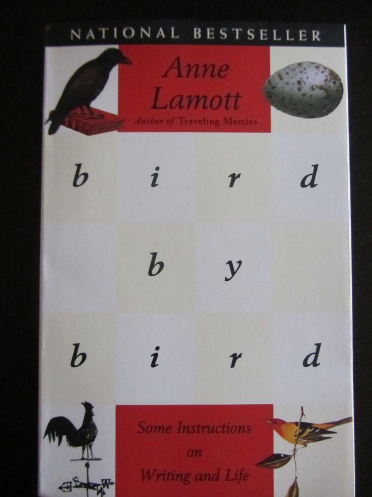 'Bird by Bird' de Anne Lamott