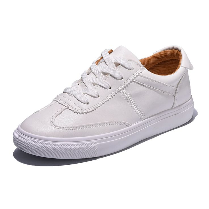 Femmes Appartements Chaussures Chaussures De Sport Superstar Chaussures Blanches Femmes Casual Chaussures
