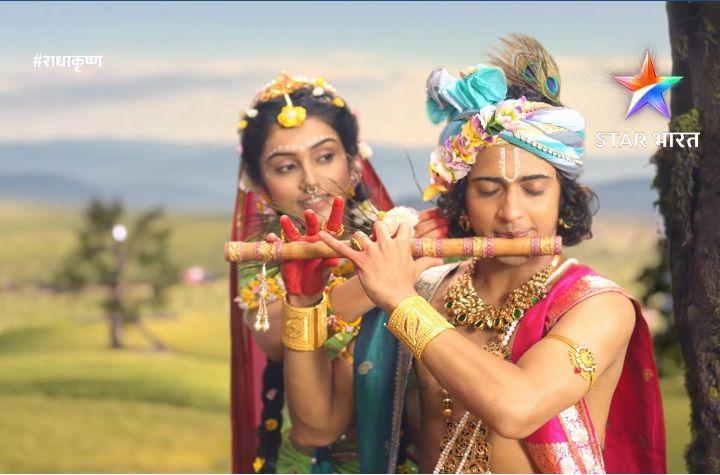 Image Result For Mallika Singh And Sumedh Mudgalkar Radha Krishna Images Krishna Flute Radha Krishna Photo