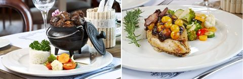 Old world charm, together with tried and proven signature dishes gives Lekke Neh the edge! Join us over the weekend and experience culinary heaven! #tasty #gourmet