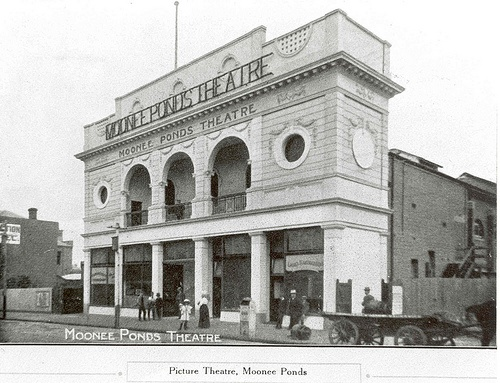 Picture Theatre, Moonee Ponds by mvlslibrary, via Flickr