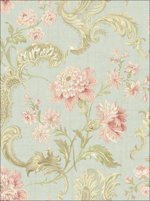 TY30102 | Tapestry Wallpaper Book by Seabrook, SBK21006 | TotalWallcovering.Com