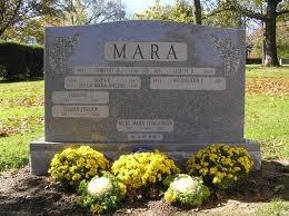 Hawthorne, New York. Wellington Mara Gate of Heaven Cemetery