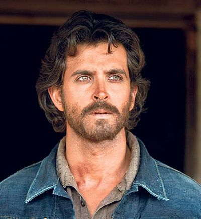 Hollywood is overrated. Evidence: Hrithik Roshan.    Point. Match. Set.
