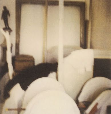 Cy Twombly's Photographs of Interiors: 1951-2007; Rome, Gaeta & NYC;