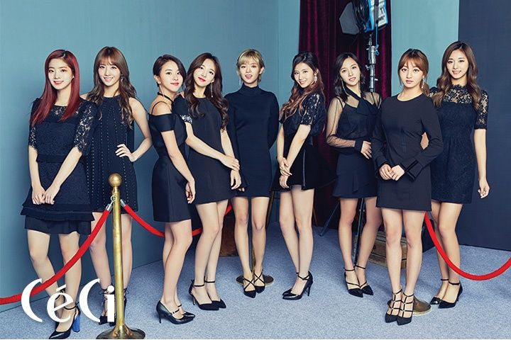 Twice for Ceci