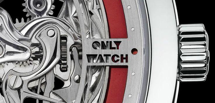 Vacheron Constantin Only watch frontal detalle