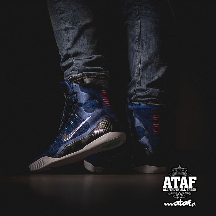 Online Cheap Nike Kobe 9 Elite Legacy Brave Blue Military Blue D