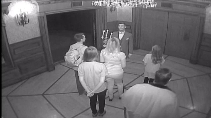 Winning Family Stays Overnight at Disneyland's Haunted Mansion