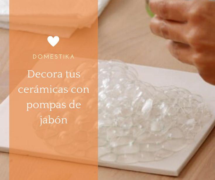 Paula Casella te enseña la técnica bubbles, para decorar tus piezas de cerámica utilizando pompas de jabón. #diy #craft #affiliate #tutorial Blog, Diy Decorating, Crafts To Make, Soaps, Exercise, Tutorials, Creativity, Hipster Stuff, Blogging