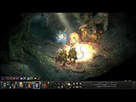 Obsidianが開発を手掛ける新作RPG「Pillars of Eternity」のゲームプレイを多数収録したPAX Eastパネル映像が公開 « doope! 国内外のゲーム情報総合サイト