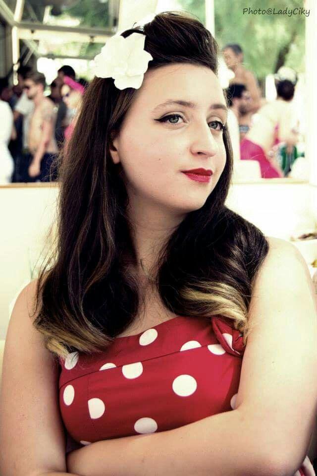Isara, photo Stefania Rigo #pinup