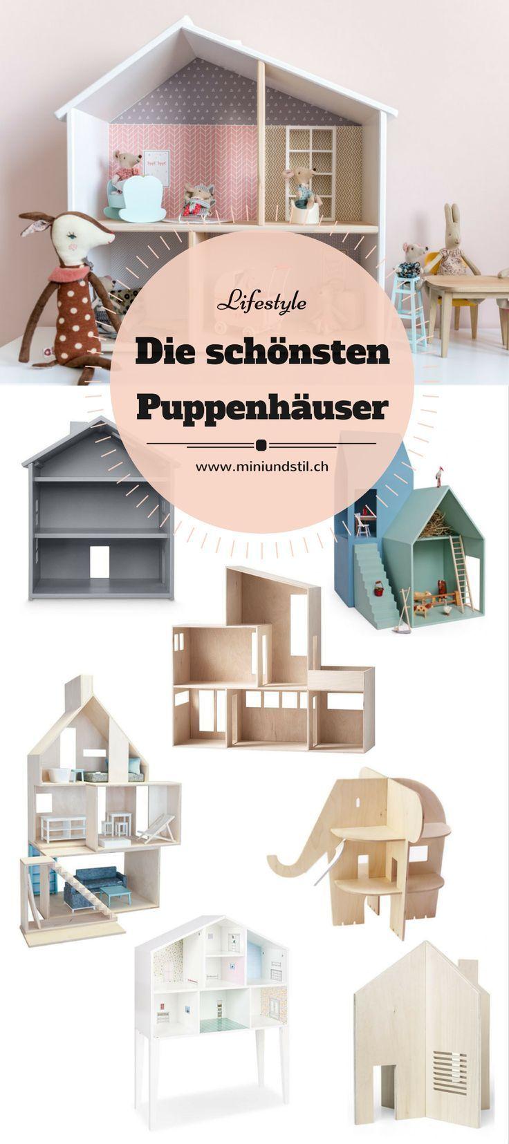 DIY: Unser neues Puppenhaus und seine Bewohner