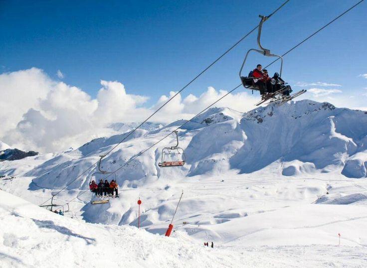 La nieve llegó! Reserva ya tu escapada en Formigal y disfruta de los deportes blancos!