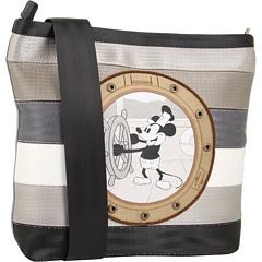 Harveys Seatbelt Bag Steam Boat Willlie Mini Messenger