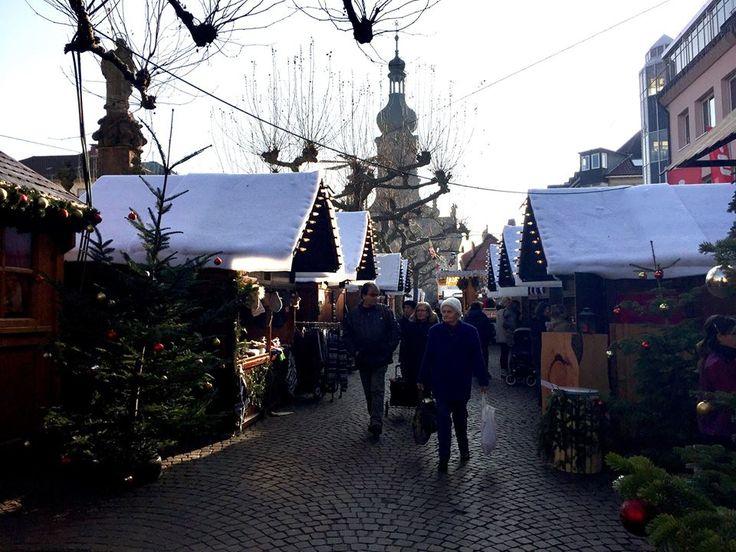 Mercado de Natal de Rastatt na Alemanha por 1001 Dicas de Viagem