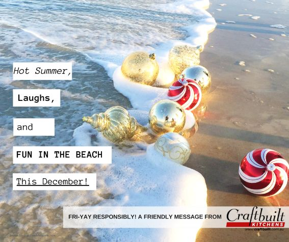 What is it like to celebrate Christmas in Australia during the summer? It means a ton of barbies, Christmas parties at the beach, holiday lunches with family and friends, beer, prawns, cricket and Christmas carols!  #Christmas #Holidays #Brisbane #BBQ #Family #ChristmasInBrisbane #HolidaysAreComing #HolidayStressRelievers #BeachParty #BeachDay #Beaches