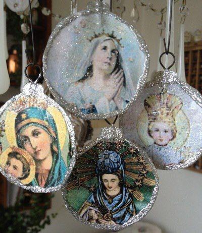 Julen 2012 i madonnans tecken