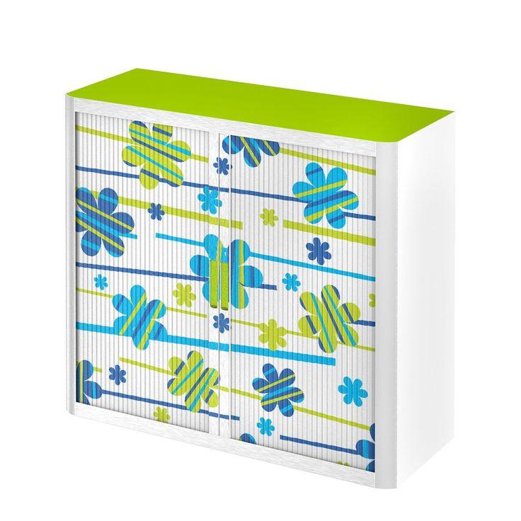 Rollladenschrank easyOffice Papier Peints VI - Mehrfarbig - 104 cm, easy Office und Paperflow Jetzt bestellen unter: https://moebel.ladendirekt.de/wohnzimmer/schraenke/weitere-schraenke/?uid=2be4ff24-9686-5f4d-9fd2-e30dc549bf6e&utm_source=pinterest&utm_medium=pin&utm_campaign=boards #möbel #schraenke #paperflow #büro #wohnzimmer #office #büroschränke #weitereschraenke #easy