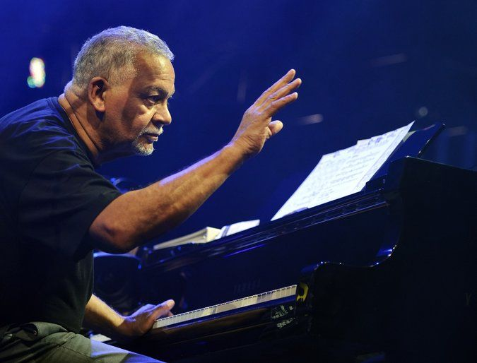Another musically great, RIP... Joe Sample, Crusaders Pianist Who Went Electric, Dies at 75 - NYTimes.com