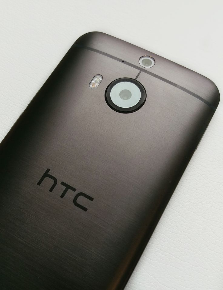 Just look at how beautiful the HTC One M9+ is!