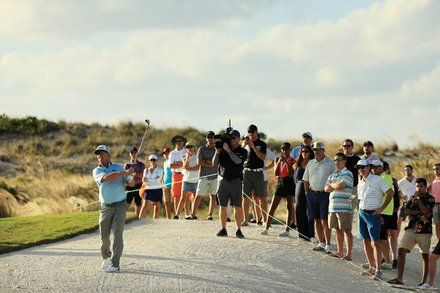 As Tiger Woods Fades Charley Hoffman Builds a Five-Stroke Lead