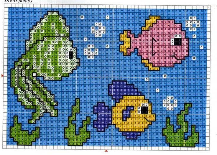Cross Stitch *♥* Borders