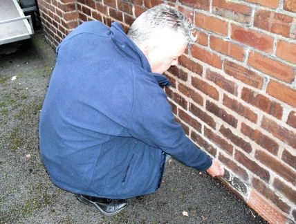 how to stop rising damp in house