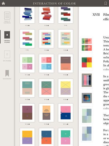 A Bible Of Color Theory Is Now An App | Co.Design: business + innovation + design