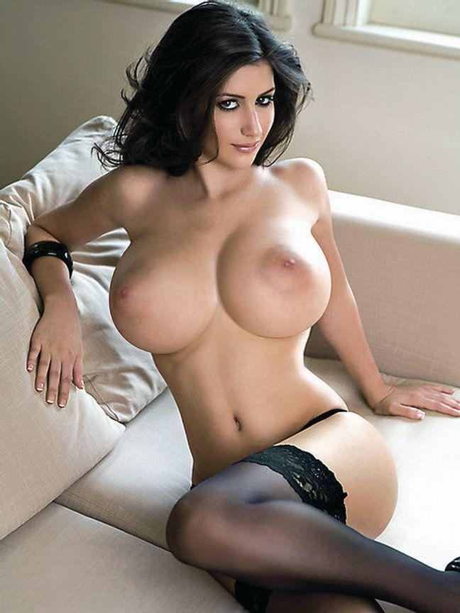 Секс фото голых девушек с большой грудью