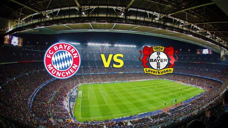 Ver Bayern Munich vs Bayer Leverkusen EN VIVO Online Bundesliga Sabado 26 de Noviembre 2016