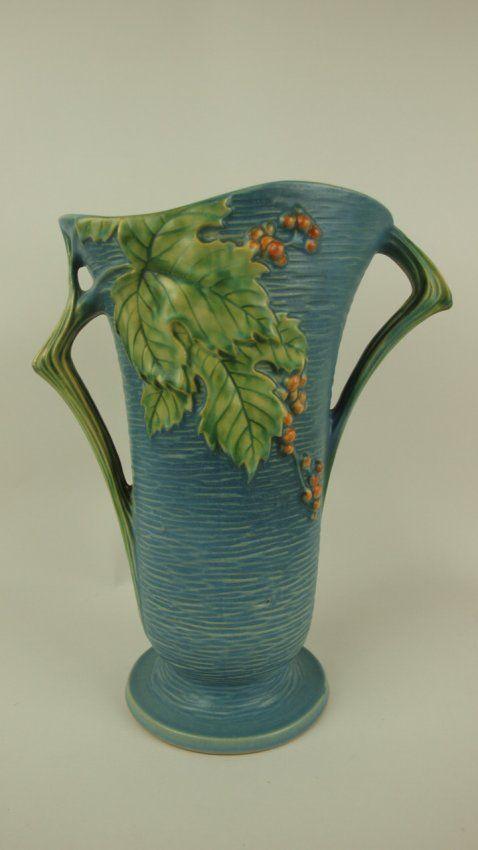 17 Best Images About Roseville Usa Pottery On Pinterest Pottery Patterns And Glaze