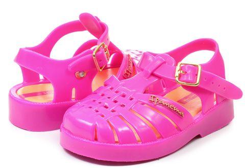 Sandáliky Ipanema pre malú princeznú :-D