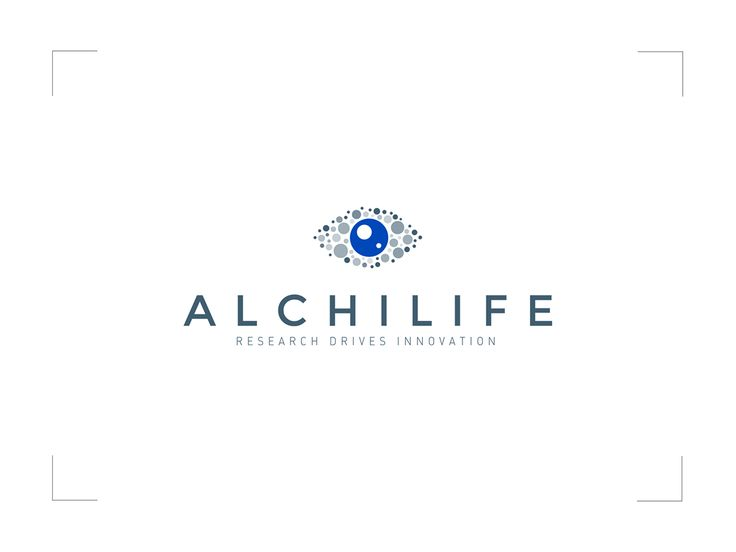 Alchilife on Behance by Endea  #logo #brandidentity #inspiration