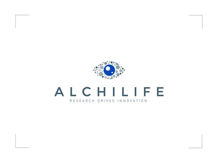 Alchilife on Behance by Endea  #logo #brandidentity #inspiration